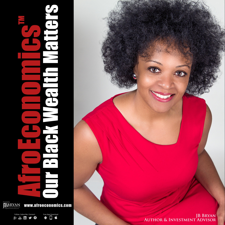 AfroEconomics with JB Bryan show art