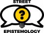 Artwork for Social Segment #1:  Street Epistemology with Anthony Magnabosco and Linda Mokko