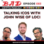 Artwork for Talking ICOs with John Wise