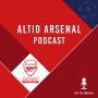 Artwork for Fulham-kampen, halvårs-evaluering og Arsenals idealopstilling
