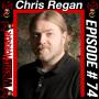 Artwork for 074 - Chris Regan - Horror Author and Film Writer