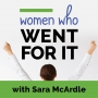 Artwork for Episode 064: Career Change Signs and Synchronicities with Sara McArdle