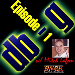 Episode 1 - Mitch Lafon