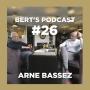Artwork for Show #26: Arne Bassez deelt zijn uitdagingen bij het opschalen van Skedify