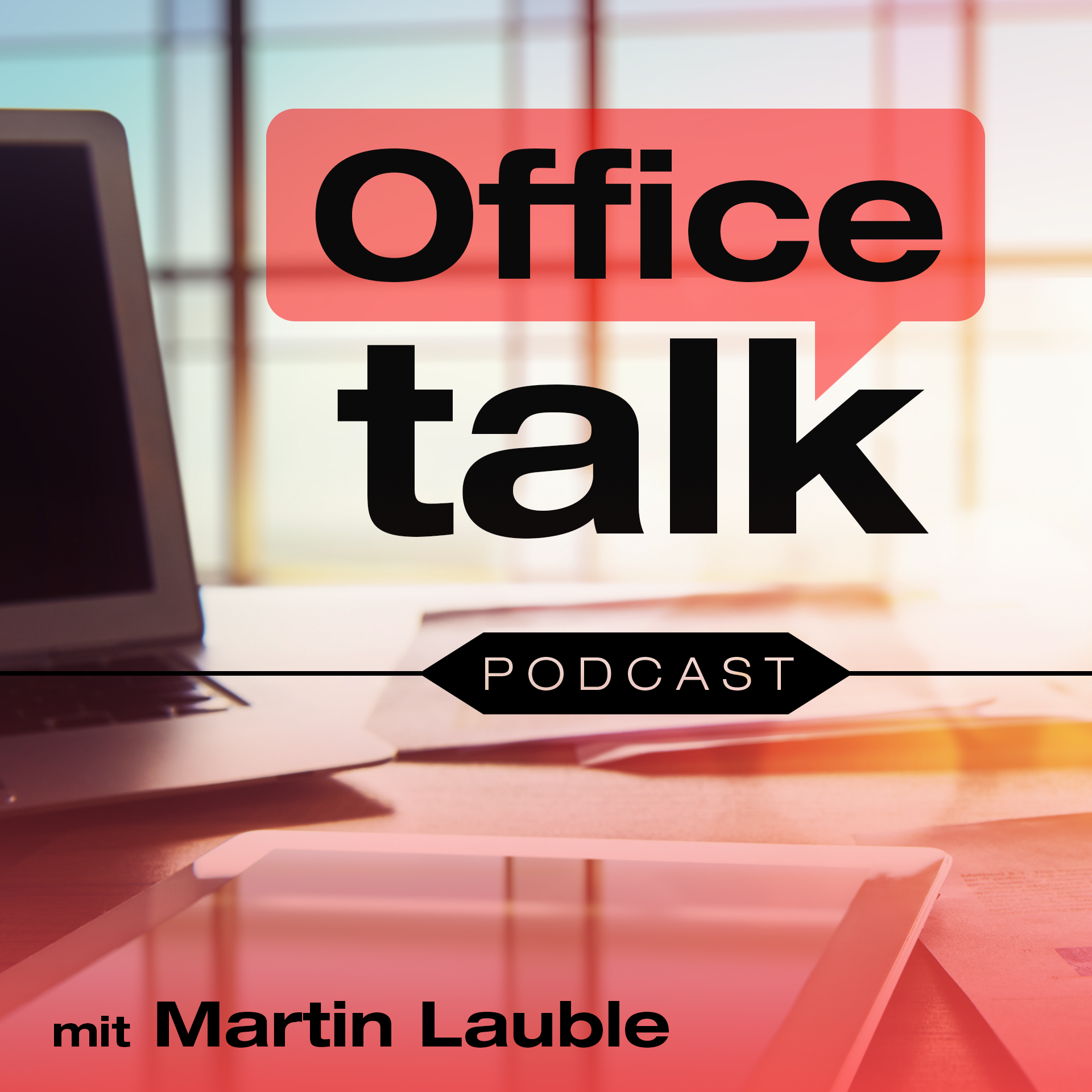 Office Talk - DER Podcast fürs gesunde Büro show art