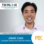 Artwork for Language Parsing and Character Mining with Jinho Choi - TWiML Talk #206