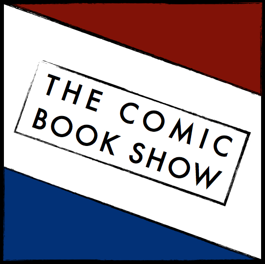 Artwork for Issue #41 - The Return of The Comic Book Show