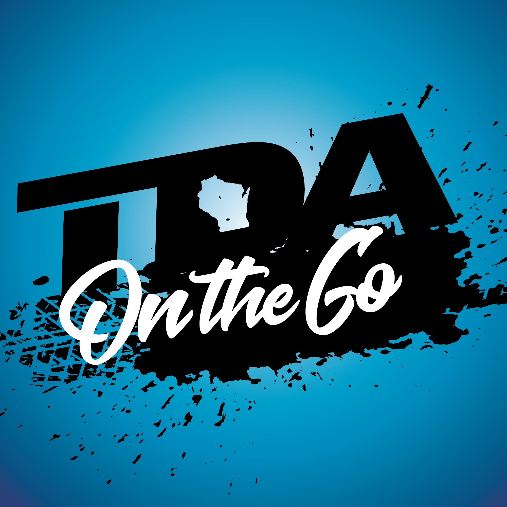 TDA: On The Go Podcast show art
