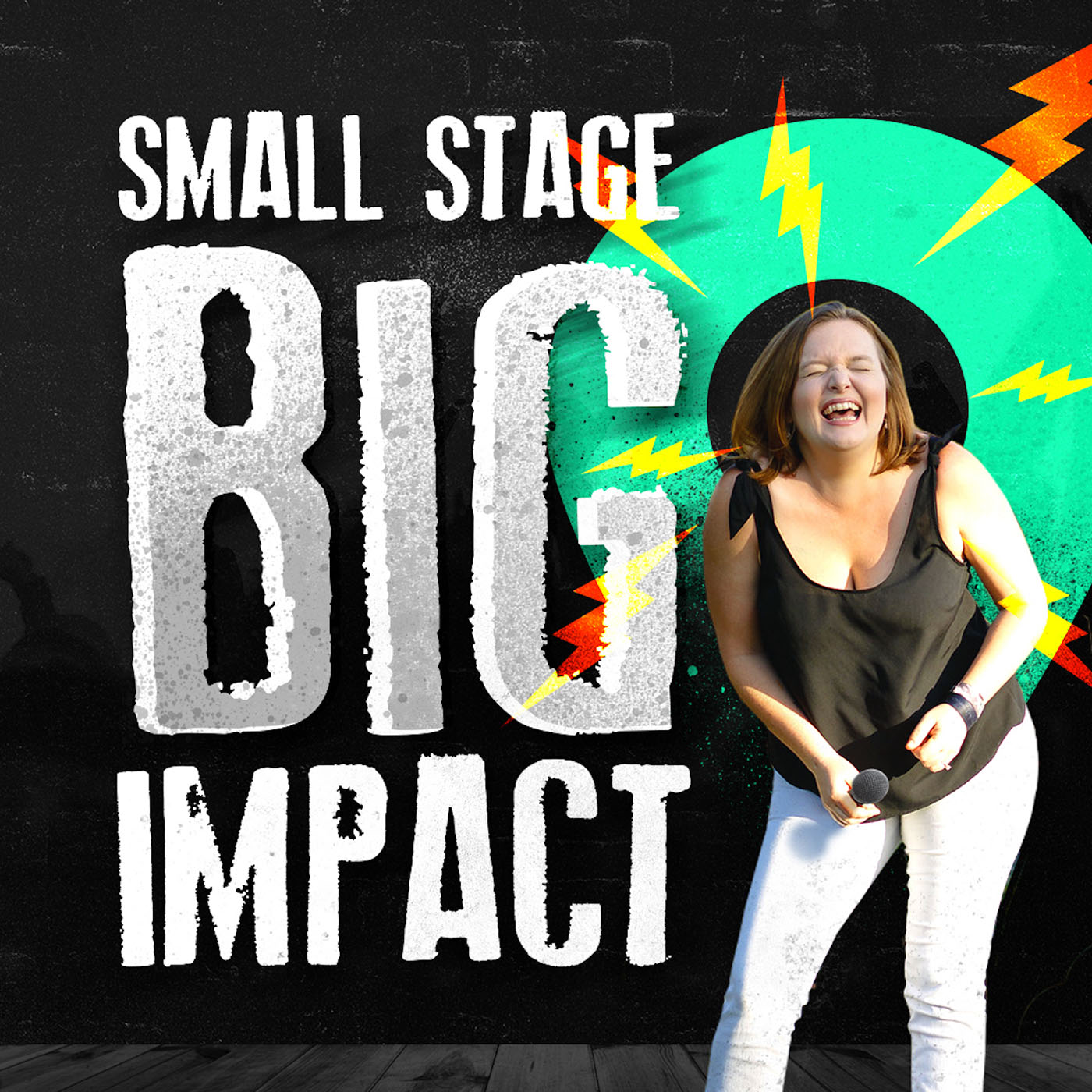 Small Stage, Big Impact show art