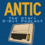 Artwork for ANTIC Episode 6 - The Atari 8-bit Podcast - Xmas & Mike Albaugh