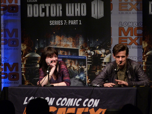 Tim's Take On: Episode 145(Matt Smith & Caroline Skinner panel at London Expo)