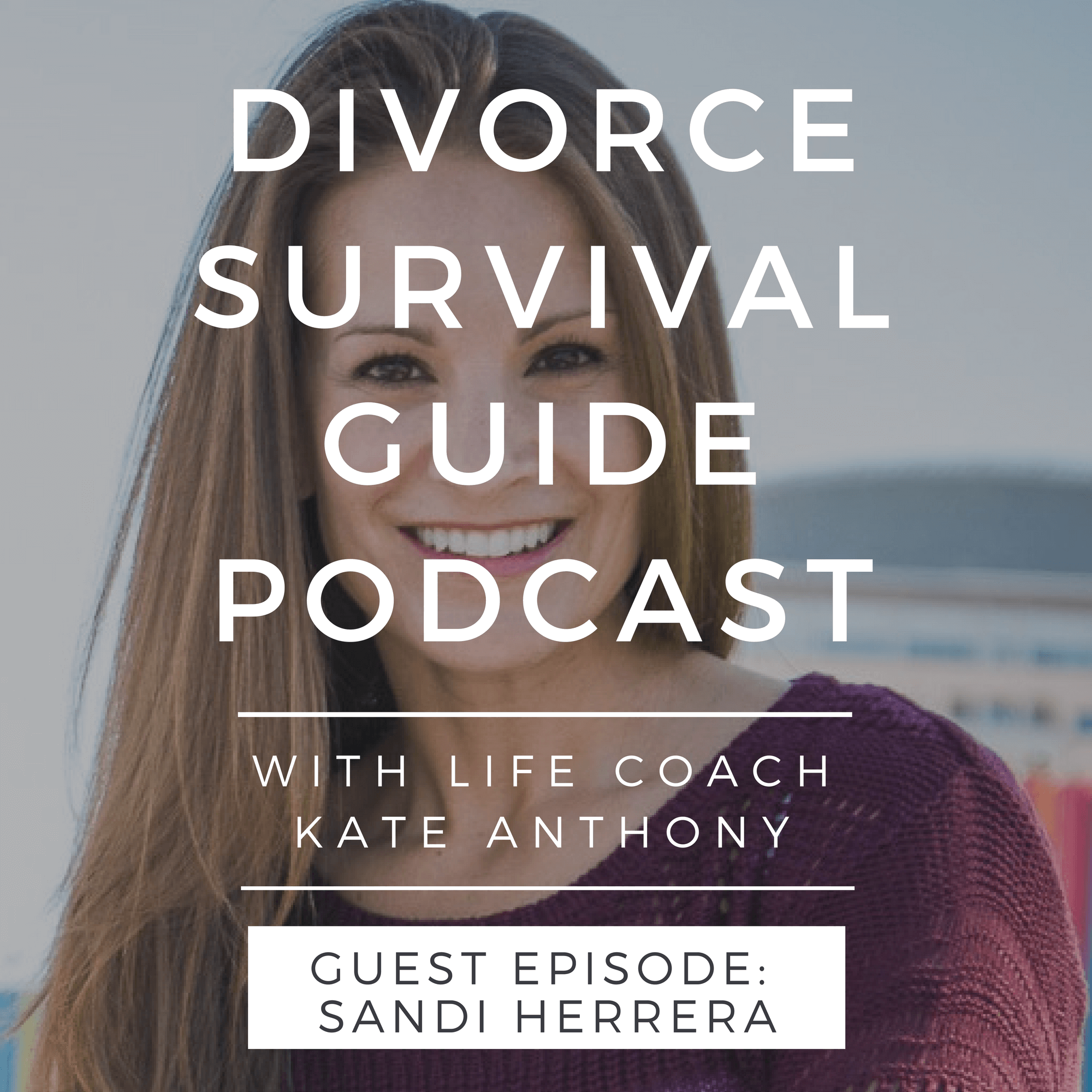The Divorce Survival Guide Podcast - How I married and divorced the same man twice