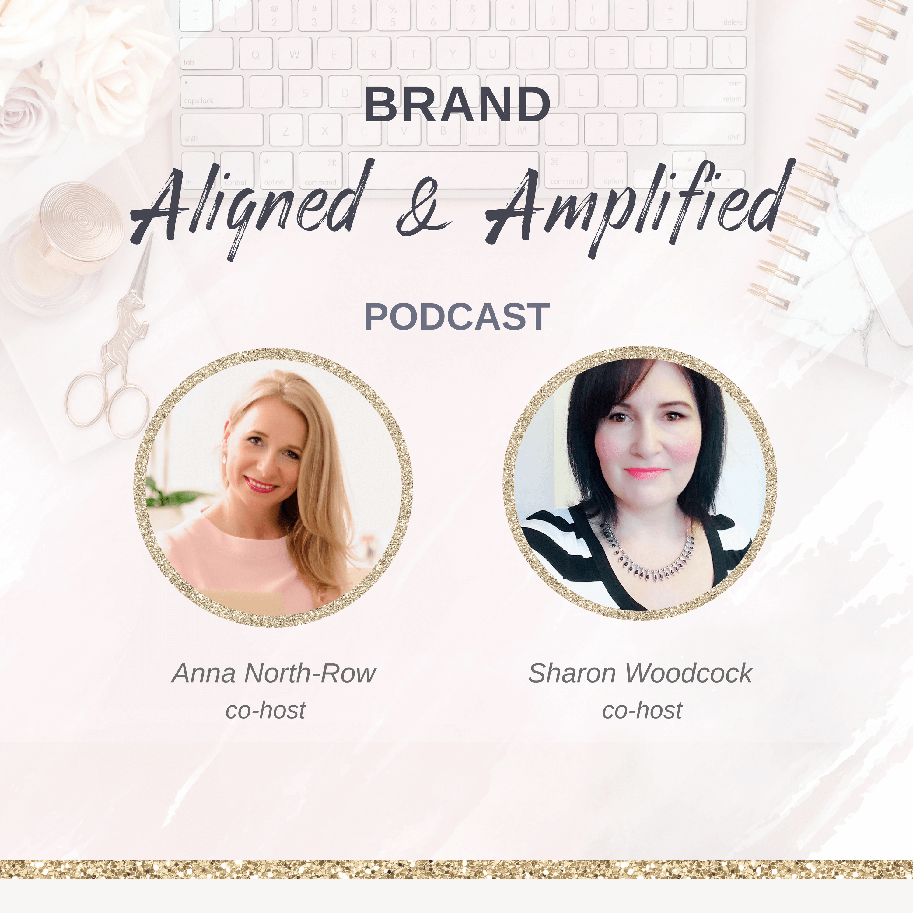 Brand Aligned & Amplified show art
