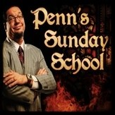 Penn hosts his podcast with libsyn