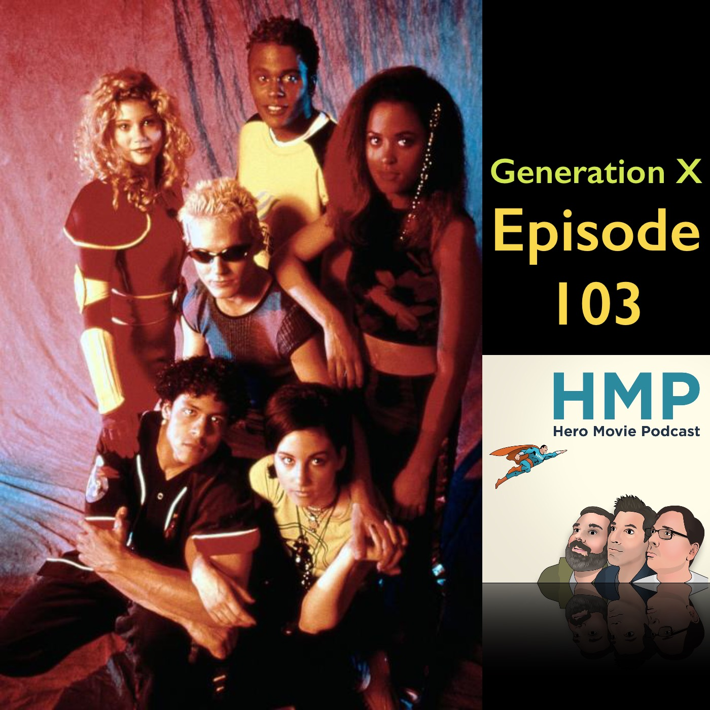Episode 103- Generation X