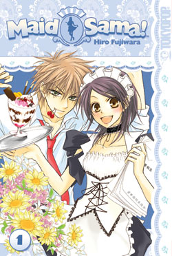 Podcast Episode 163: Maid Sama! Volume 1