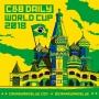 Artwork for Brazil x Serbia Preview