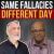 A Calvinist's Fallacious Arguments show art