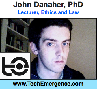 "The Question of Human ""Enhancement,"" Past and Future - with John Danaher, PhD"
