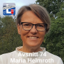 Artwork for Avsnitt 74 - Maria Helmroth