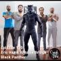 Artwork for Episode 120 - Eric Vaz & Antoine Bridge - Black Panther