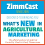 Artwork for ZimmCast 557 - Methane Concept Tractor from New Holland