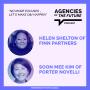 Artwork for No More Excuses – Let's Make D&I Happen feat. Soon Mee Kim of Porter Novelli & Helen Shelton of Finn Partners