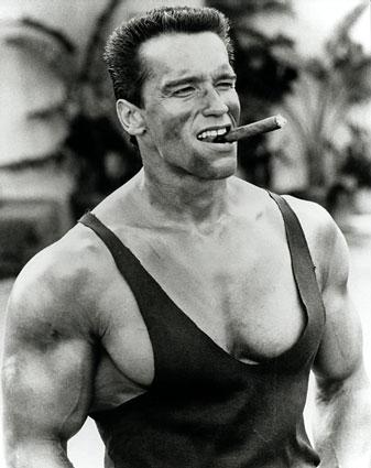#1;  Predator (Arnold Arc)