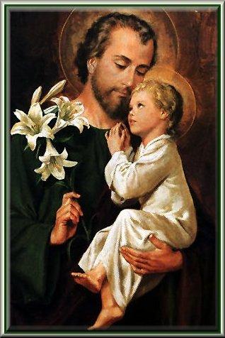 SaintCast Episode #2  St. Joseph, Foster father of Jesus