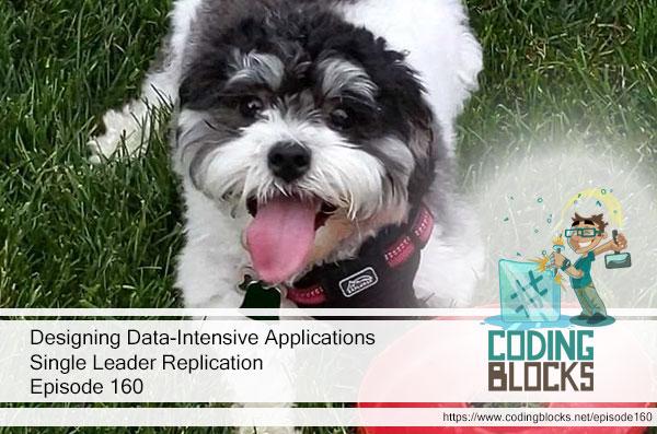 Designing Data-Intensive Applications – Single Leader Replication