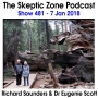 Artwork for The Skeptic Zone #481 - 7.Jan.2018