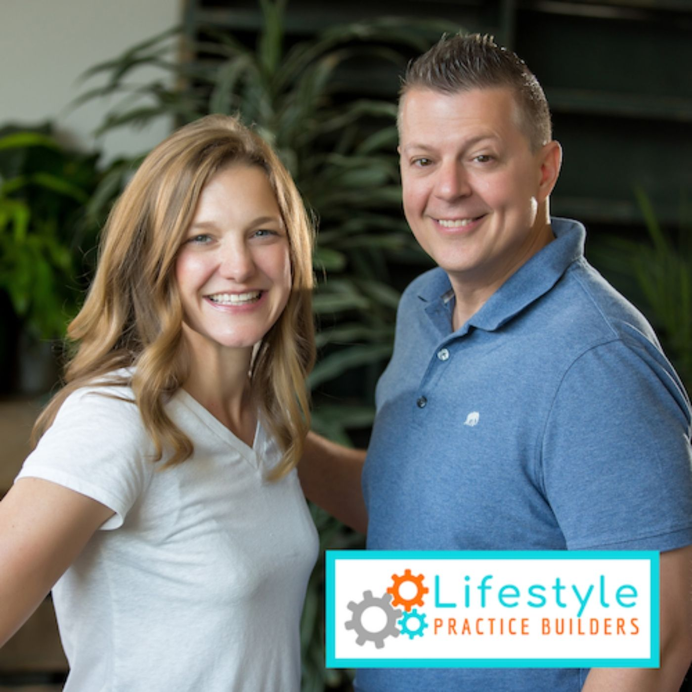 #148: Finding the Ideal Chiropractic Associate Position with Chiropractors Rich & Haley Day show art