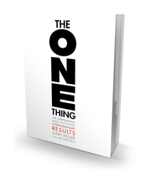 What's Your One Thing?: Bestselling Author Jay Papasan On How You Can Accomplish Much More By Doing Less