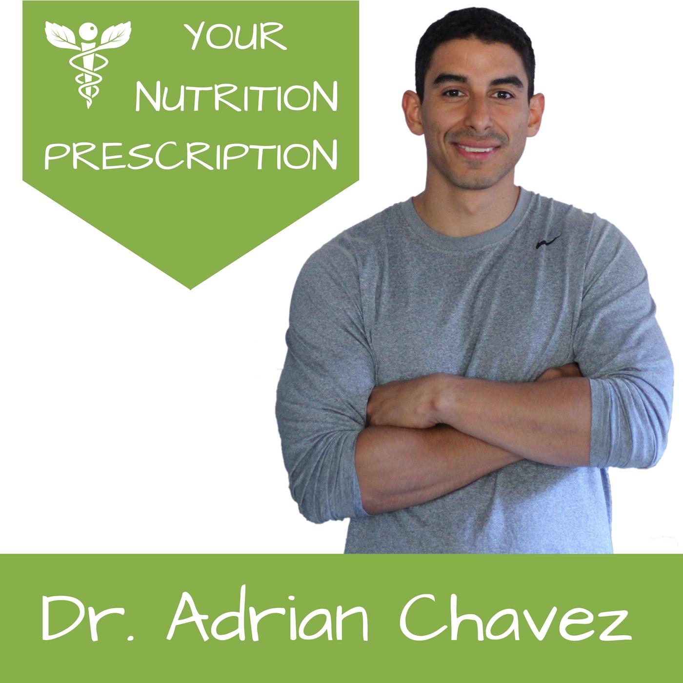 Your Nutrition Prescription Podcast show art
