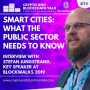 Artwork for Smart cities…what are they, where are they, and who should be developing them? #74