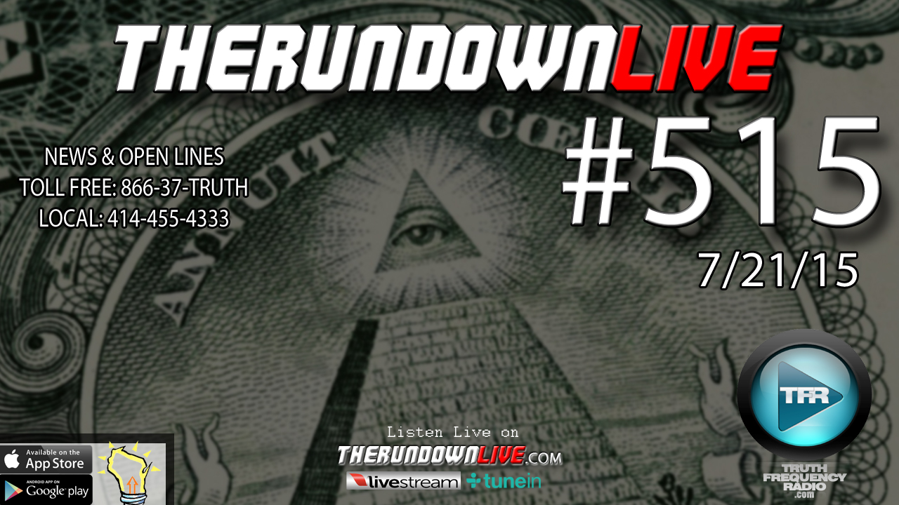The Rundown Live #515 (Planned Parenthood,Abortion,Victims,Morons)