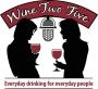 Artwork for Episode 45: Grape Gab: Viognier, the Grape of The Day. Yo.