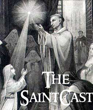 SaintCast Episode #9, Blessed Imelda Lambertini, Patron Saint of First Communicants, 1st Soundseeing Tour, St. Rita of Cascia