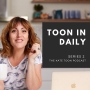Artwork for TID31: Daily Podcasting: How it transformed my business (Solo Toon)