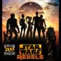 Artwork for 203: Star Wars Rebels Screening at Lucasfilm with Johnamarie Macias