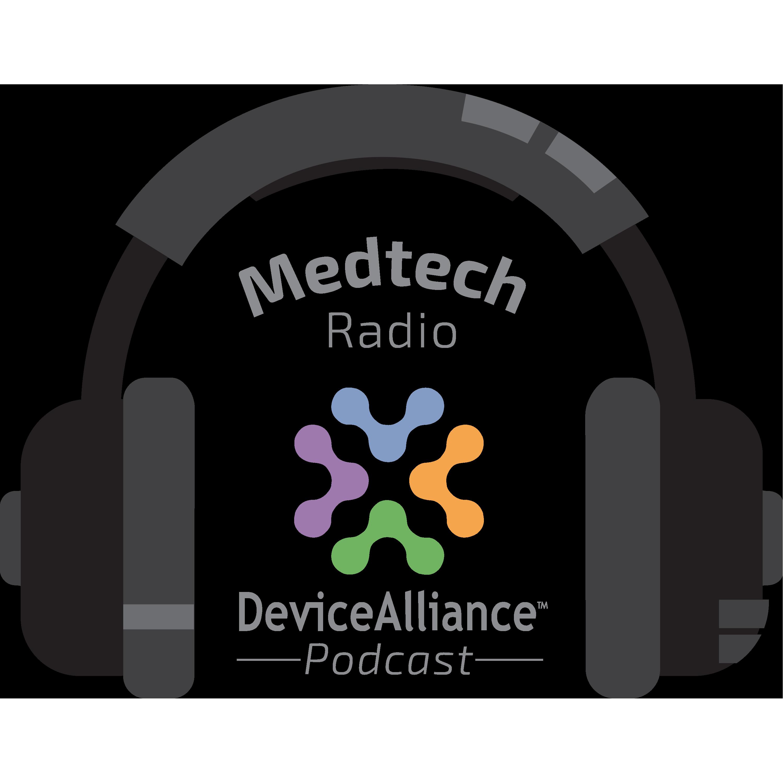 DeviceAlliance: MedTech Radio show art