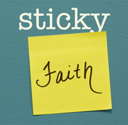 Artwork for The Not-So-Sticky-Faith Reality