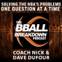 Artwork for 4: Solving The NBA's Problems One Question At A Time