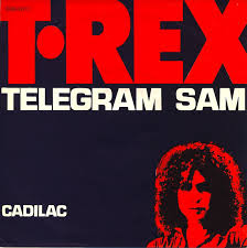 Bart Shore's Time Warp Radio: T Rex - Telegram Sam - Time