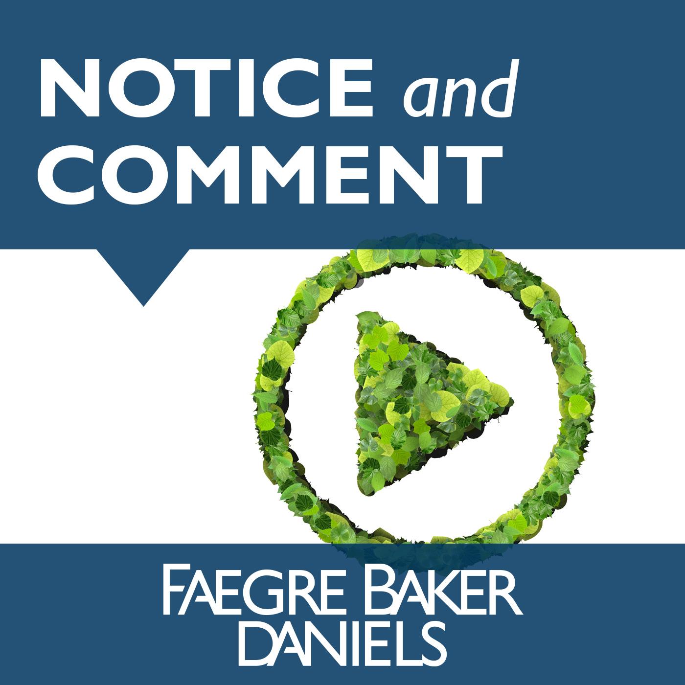 Notice & Comment show art