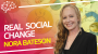 Artwork for FTP107: Nora Bateson - What We Get Wrong About Social Change