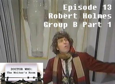 Episode 13 - Robert Holmes Group B Part 1
