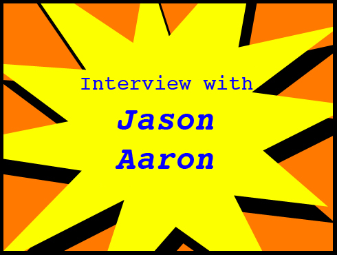 Cammy's Comic-Con Corner: WonderCon - Jason Aaron Interview