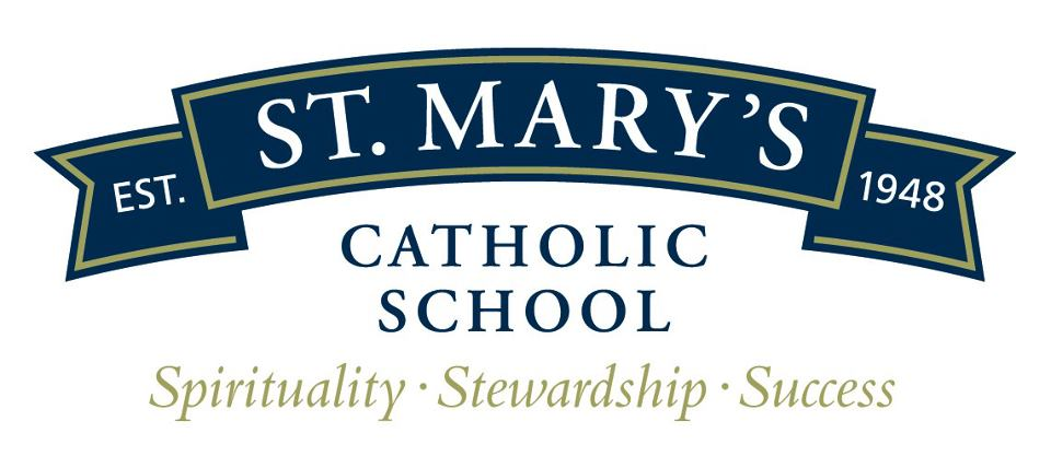 Catholic Schools Week - ST. MARY'S