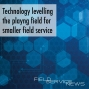 Artwork for Series 2 Episode 4: Has technology levelled the playing field for smaller service organisations